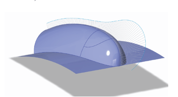 Introduction to Interactive Surface Design using Creo Parametric Training Course, Classes, and Programs