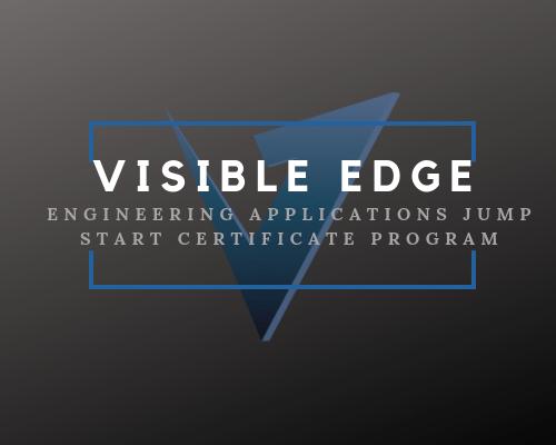 Engineering Applications Jump Start Certificate Program
