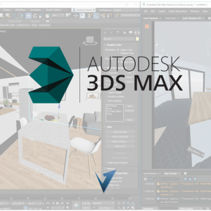 Autodesk 3DS Max Training Course, Classes, and Programs