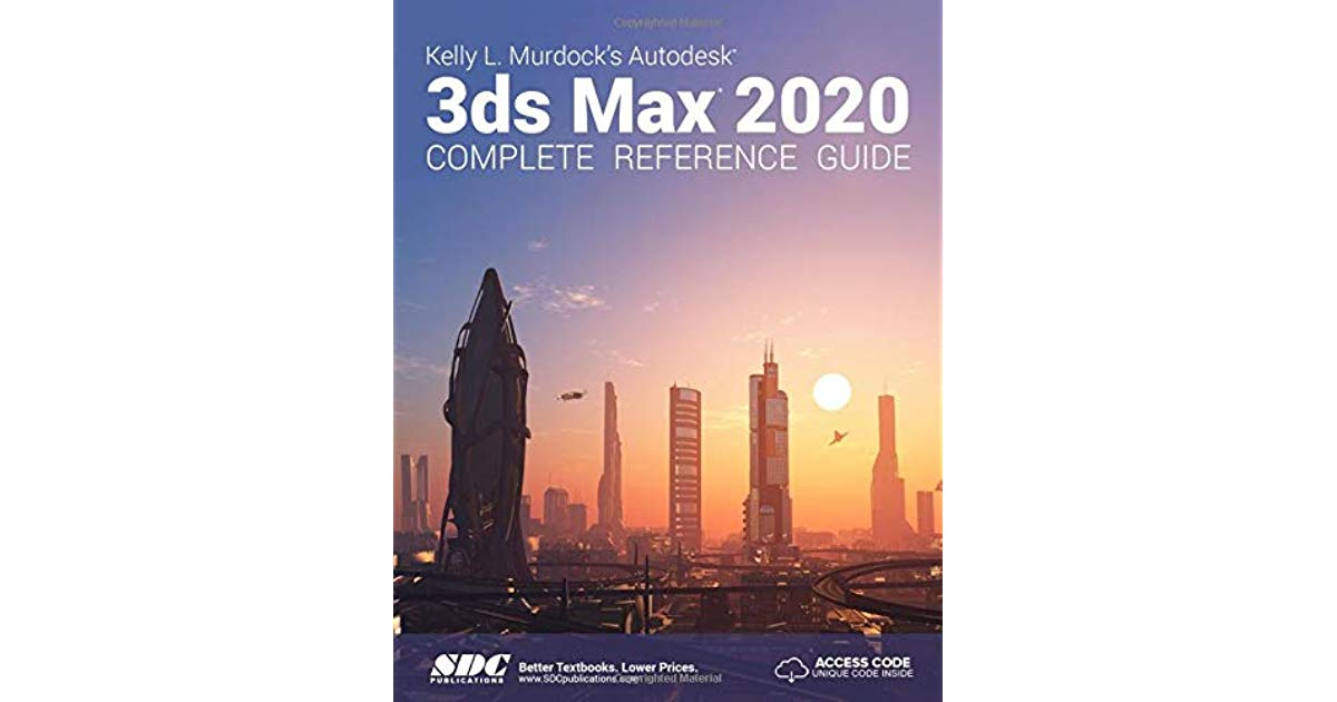 Autodesk 3ds Max Reference Book SDC