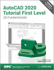 AutoCAD Tutorial First Level 2D Fundamentals Reference SDC Book