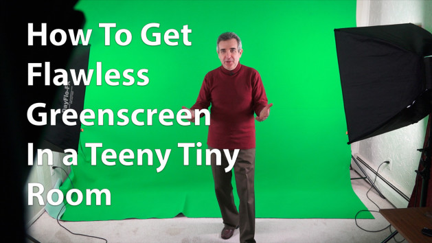 Greenscreen – Your Authority-Building Tool