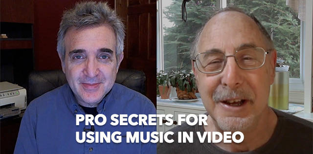 Video Music Secrets of the Pros