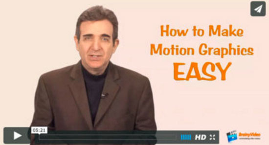 How to Make Video Graphics Easy-Peasy