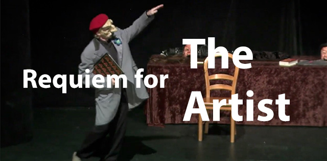 Requiem for the artist
