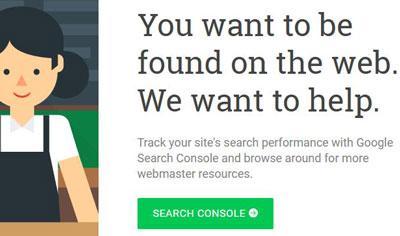 Create Google Search Console Account