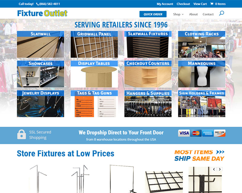Ecommerce Website Redesign After