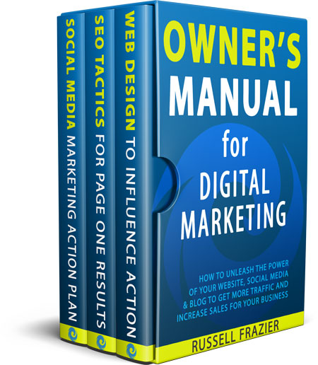 Owner's Manual for Digital Marketing