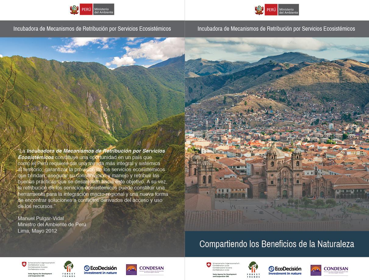 Peru Impact brochure