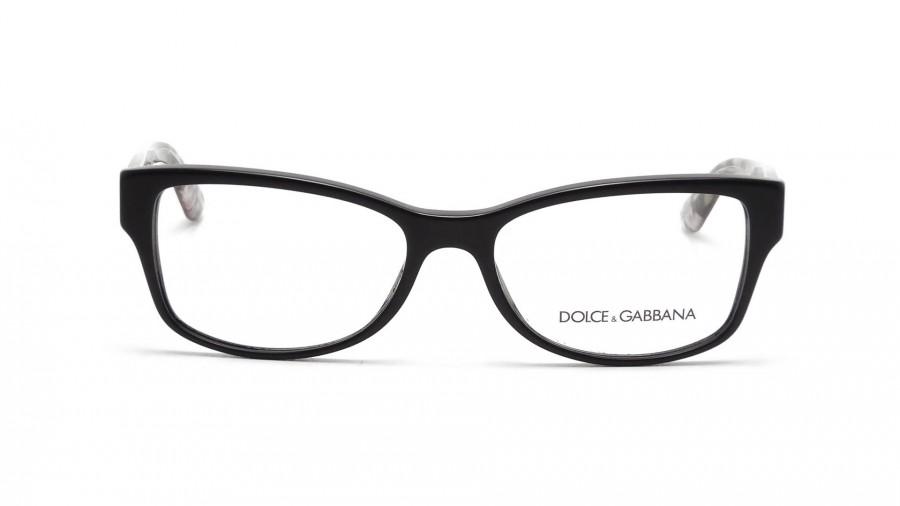 Dolce & Gabbana Blue Majolica Black DG3204 2846 53-16