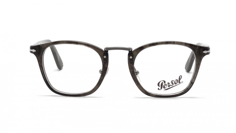 Persol Typewriter Edition Grey PO3109V 1020 49-22