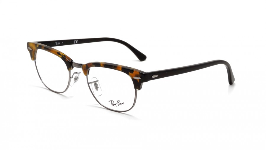 Ray-Ban Clubmaster Tortoise RX5154 RB5154 5491 49-21