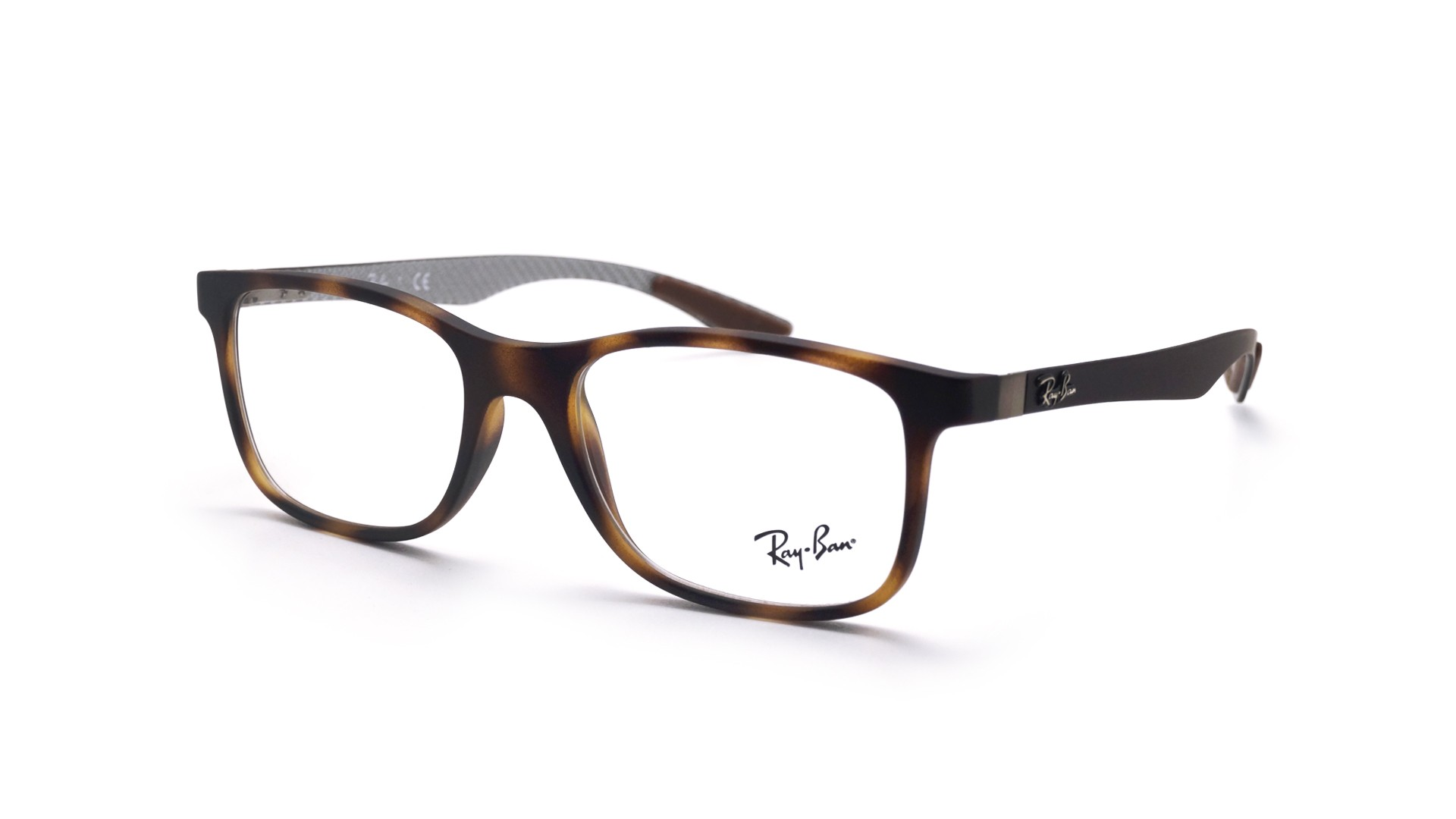 Ray-Ban RX8903 RB8903 5200 53-18 Tortoise Matte | Visiofactory