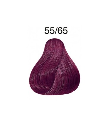 Wella Color Touch 5565 Chtain Clair Violine Acajou Intense