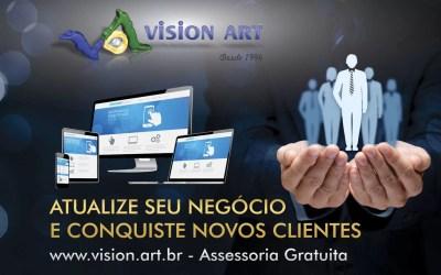Marketing digital, site moderno e confiável, newsletter e integração com as redes sociais.
