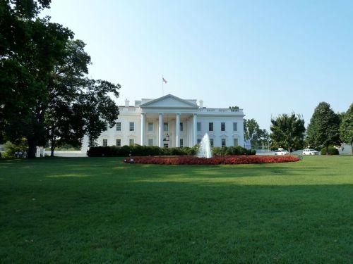 La Maison-Blanche, photo par moi-même cet été.