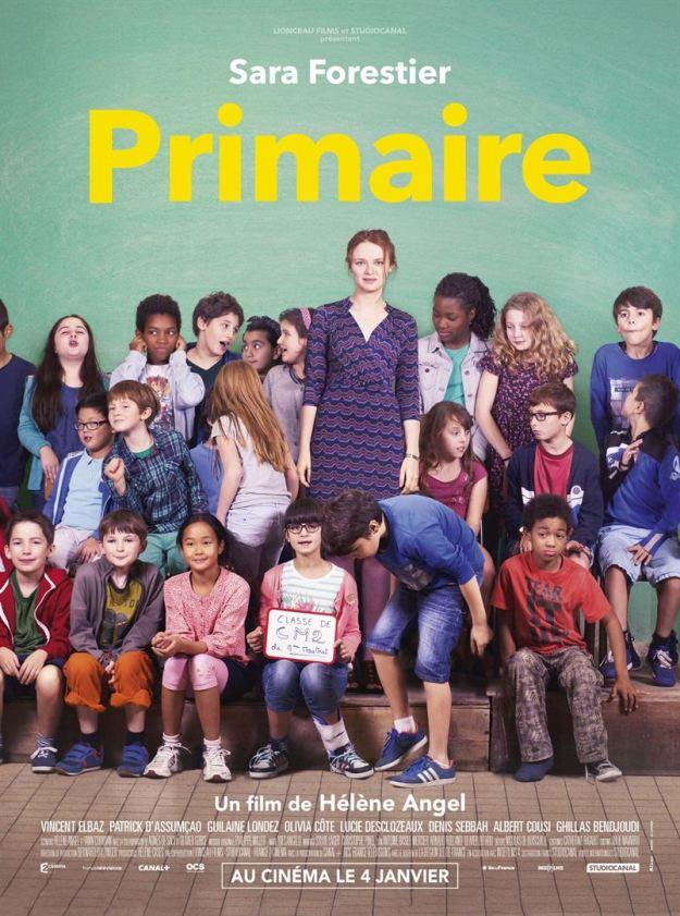 """""""Primaire"""", un film où on ne voit pas Sara Forestier nue. Enfin pas à ma connaissance."""