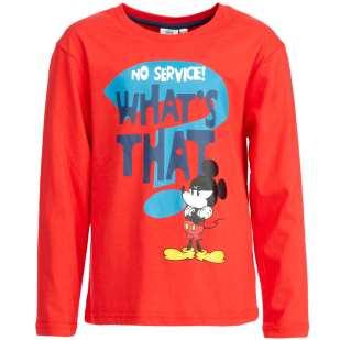 Ce Mickey là a un style particulièrement original.