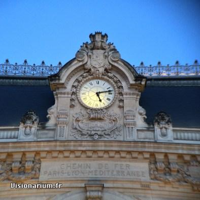 la gare de Lyon-Brotteaux