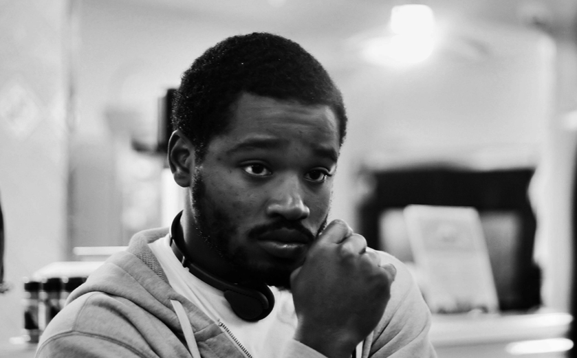 Director RYAN COOGLER on the set of FRUITVALE STATION © 2013 The Weinstein Company. All Rights Reserved.