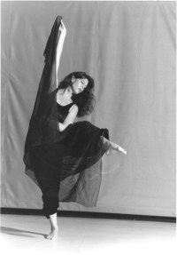 Jeanne Travers , In-Residence Choreographer