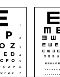 Eye chart also vision australia blindness and low services rh visionaustralia