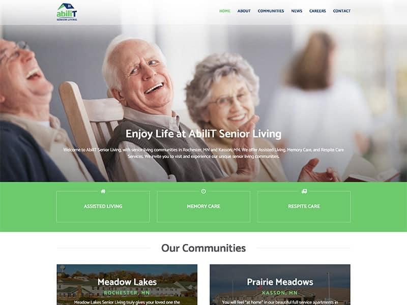 Home Care Website Design Medical Websites Medical Website Design For ...