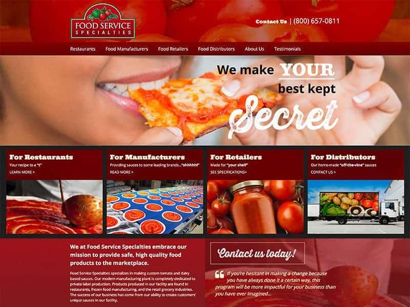 Food Service Specialties