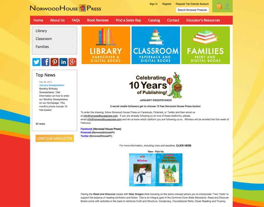 Norwood House Presse
