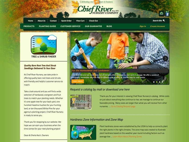 Chief River Nursery