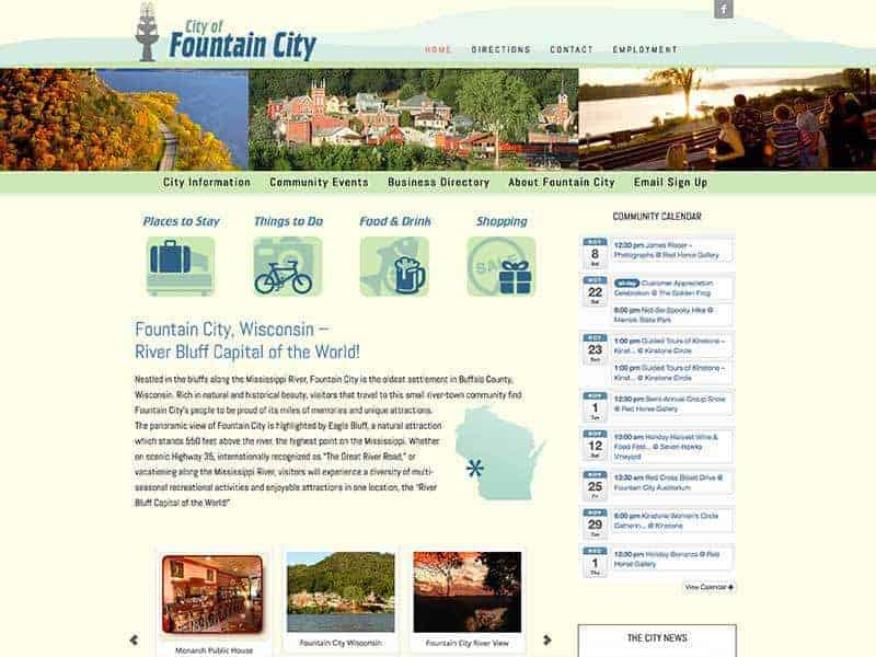 Fountain City, WI