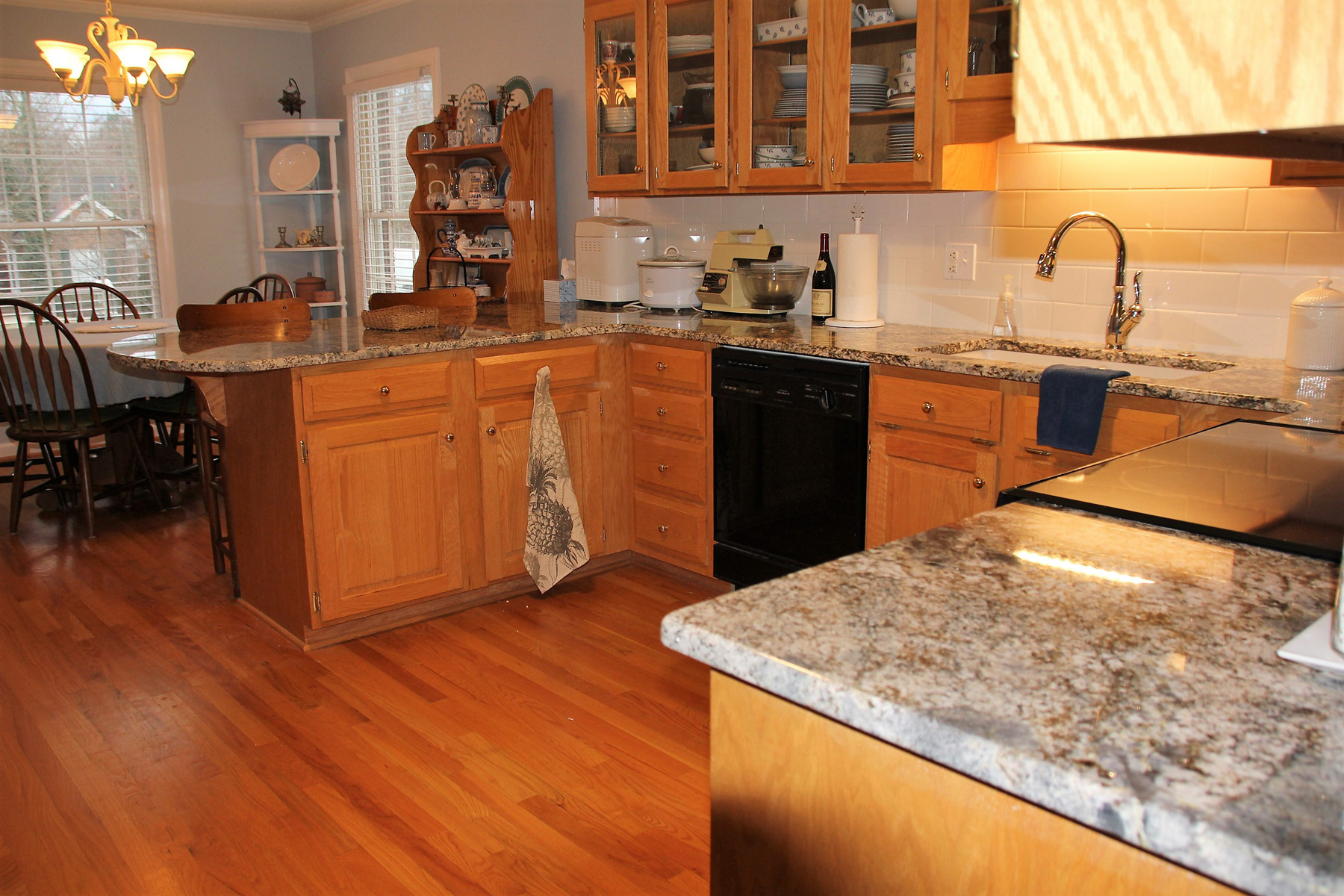 delta leland kitchen faucet cabinet hinges types master bath remodel and upgrade in hickory ...