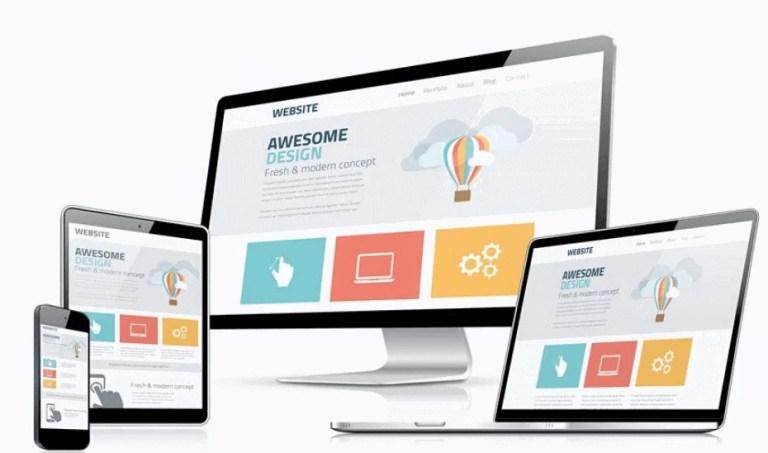 Diseño de páginas web - Visión Digital