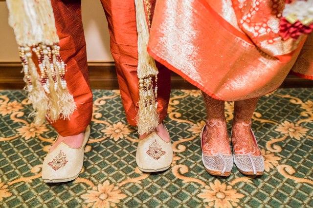 Dashing and Diverse – Nalina & Adam's Real Wedding