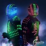 La Hora Loca, Samba Dancers, La Hora Loca Miami, LED Robots, Miami Hora Loca, Miami DJs
