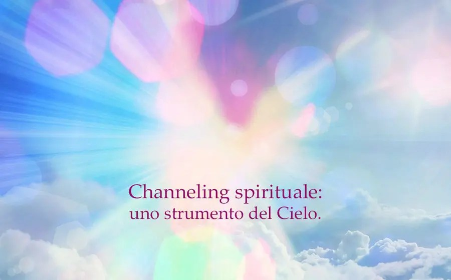 Channeling spirituale
