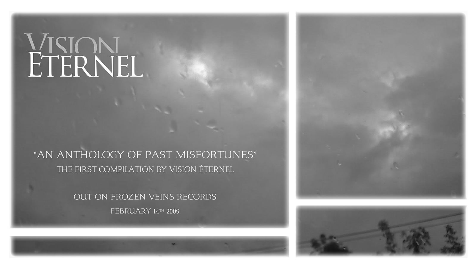 Vision Éternel An Anthology Of Past Misfortunes Compilation Is Released