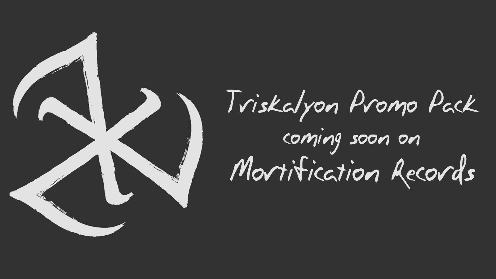 Vision Éternel To Appear On Triskalyon Promo Pack Compilation