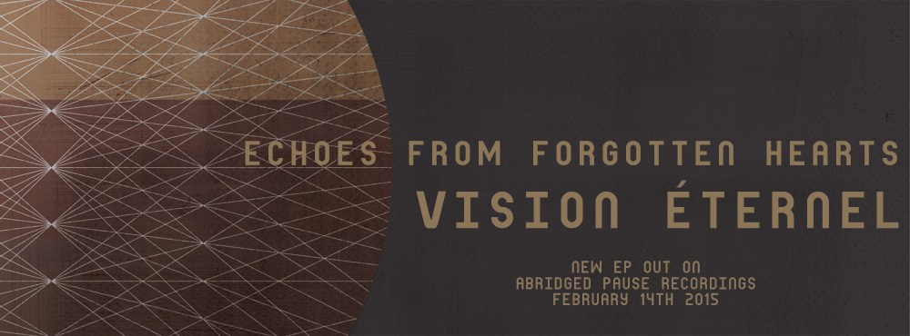 Echoes From Forgotten Hearts EP Promotional Flyer