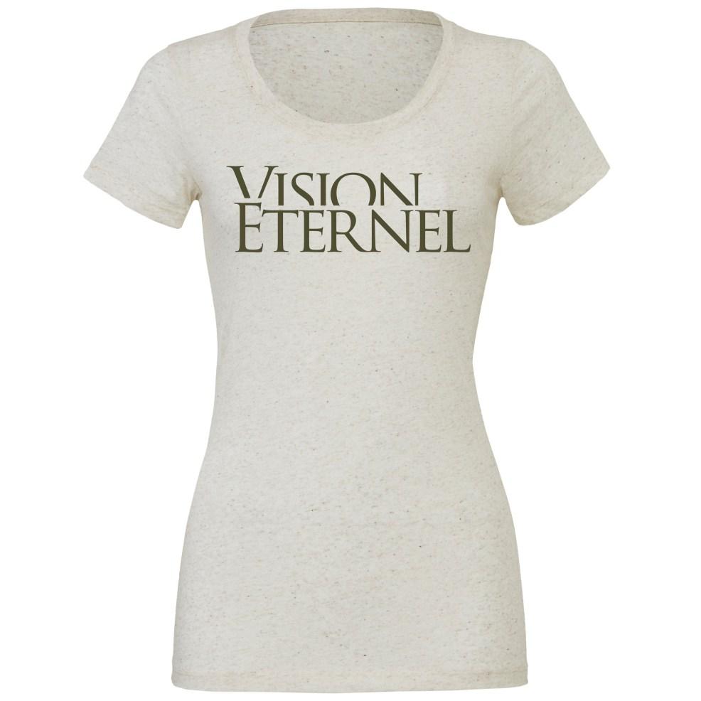 """""""Vision Éternel"""" Ladies' T-Shirt - Jeremy Roux Design"""