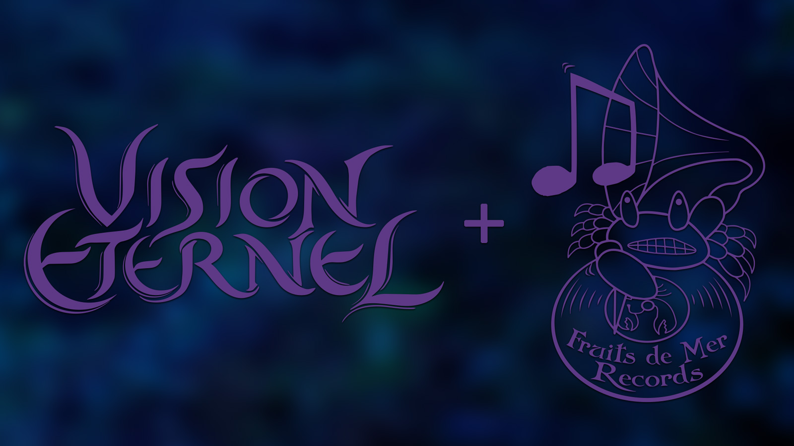 Vision Eternel To Collaborate With Fruits De Mer Records