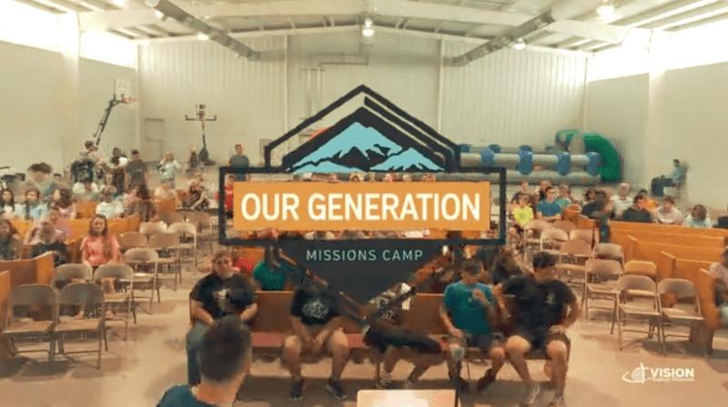 Camp Promo