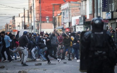 Violence in Colombia
