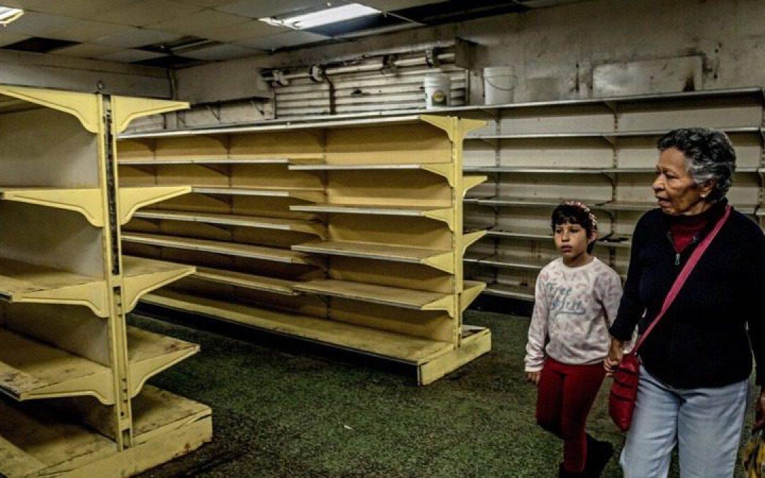 Scarcity in Venezuela