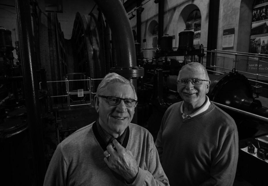 Jim and John Durke