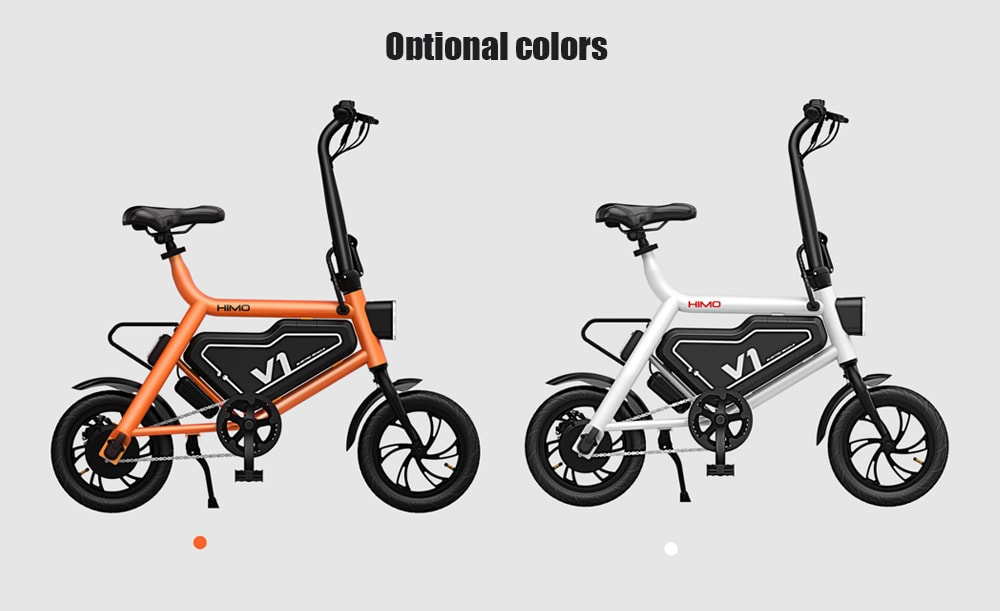 Xiaomi Himo V1 Electric Moped Scooter Smart Foldable E