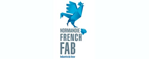 Logo Normandie French Fab