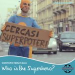 Who is the superhero