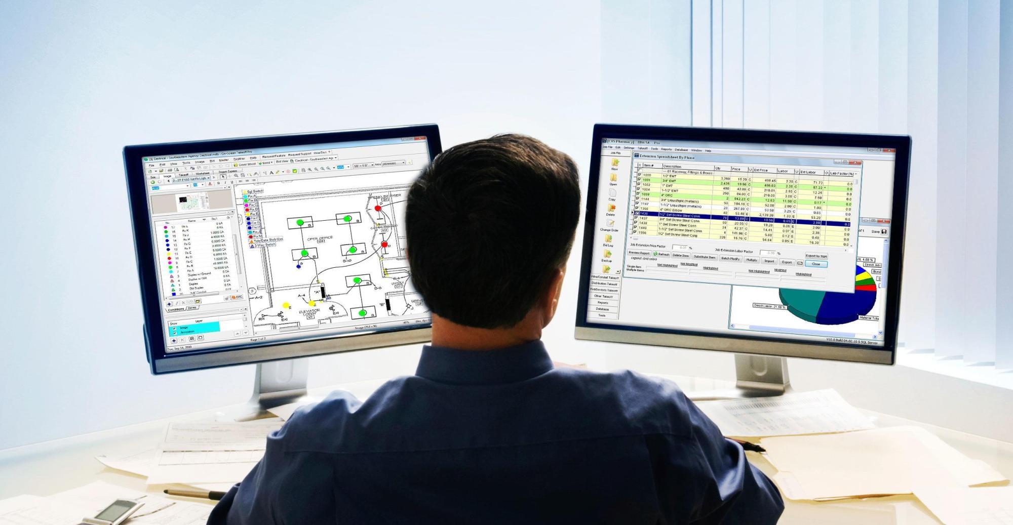 hight resolution of electrical estimator digital takeoff electrical plans