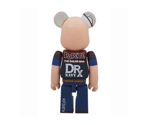 MEDICOM TOY DR ROMANELLI BEARBRICK 2
